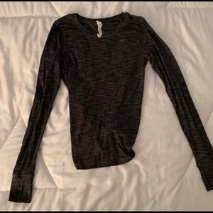 Lululemon long-sleeve top
